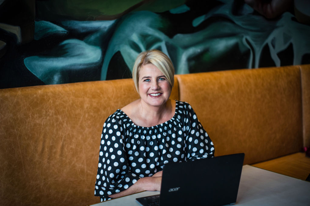 Leanne Faulkner of Fortitude at Work, Small Business advocate